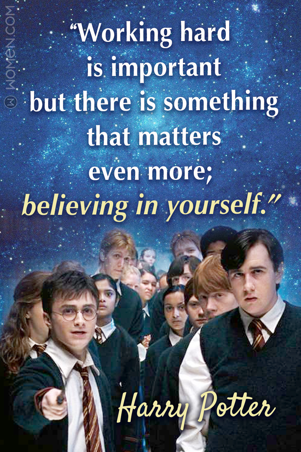 Every Wizard Should Live By These 15 Harry Potter Quotes, Inspirational Harry Potter Quotes, potter inspo quotes