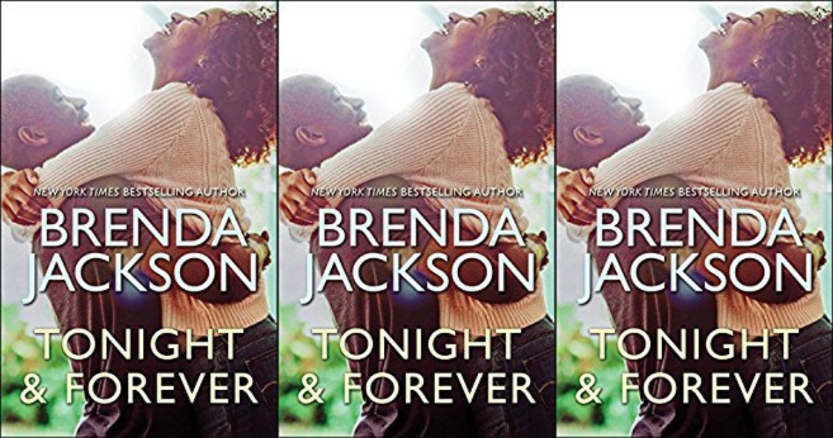 divorce romance novels, tonight and forever by brenda jackson, books