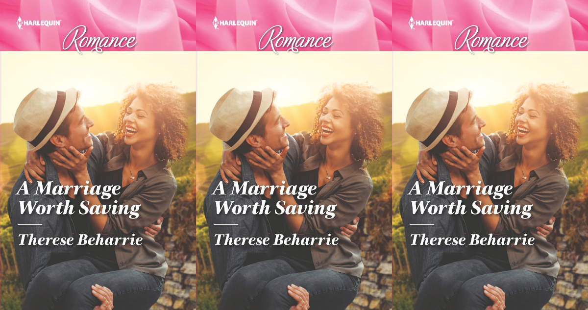 divorce romance novels, a marriage worth saving by therese beharrie, books