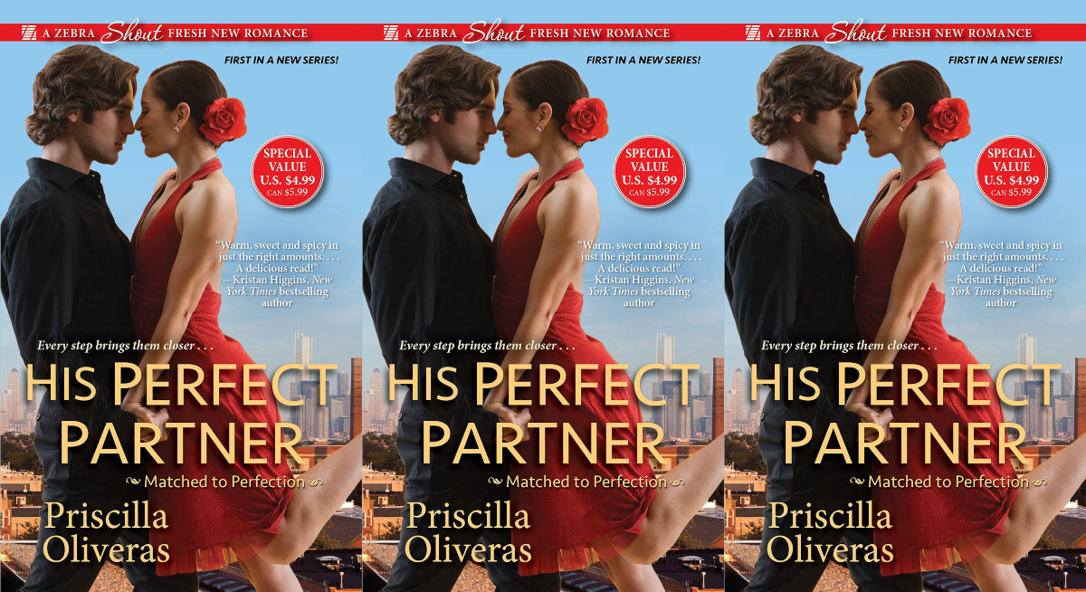 divorce romance novels, his perfect partner by priscilla oliveras, books