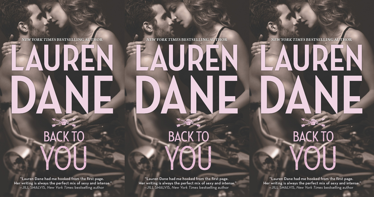 divorce romance novels, back to you by lauren dane, books