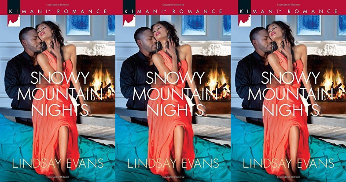divorce romance novels, snowy mountain nights by lindsay evans, books