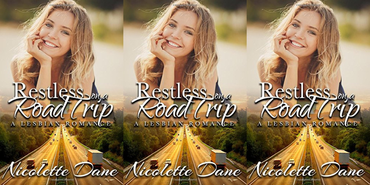 divorce romance novels, restless on a road trip by nicolette dane, books