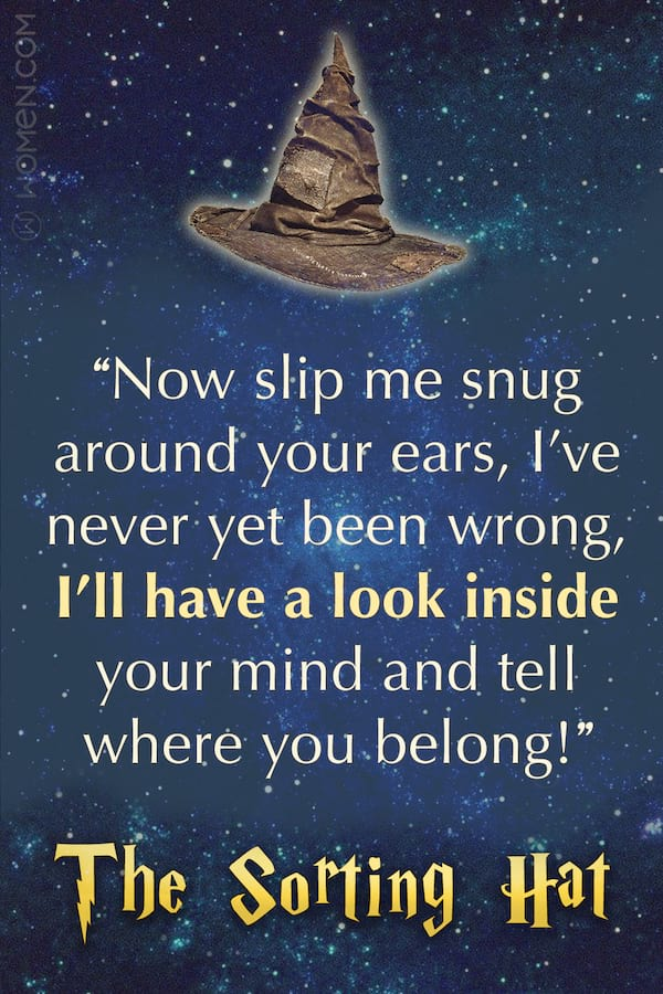 15_memorable_quotes_from_harry_potter___the_sorcerer's_stone_11, sorting hat quote