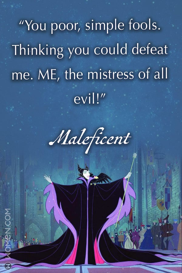 These Maleficent Quotes Will Bring Out The Disney Villain In