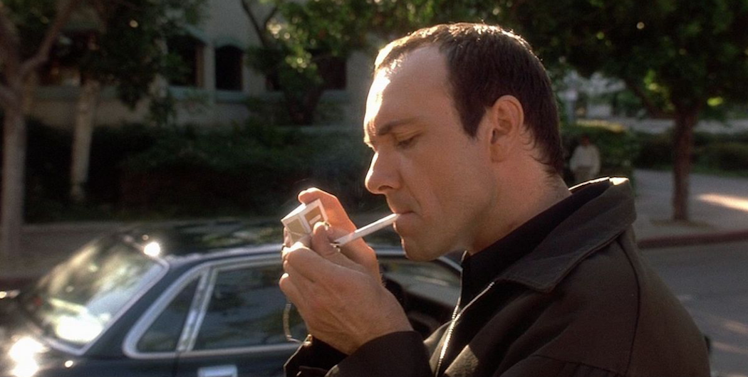 movies, the usual suspects, 1995, kevin spacey
