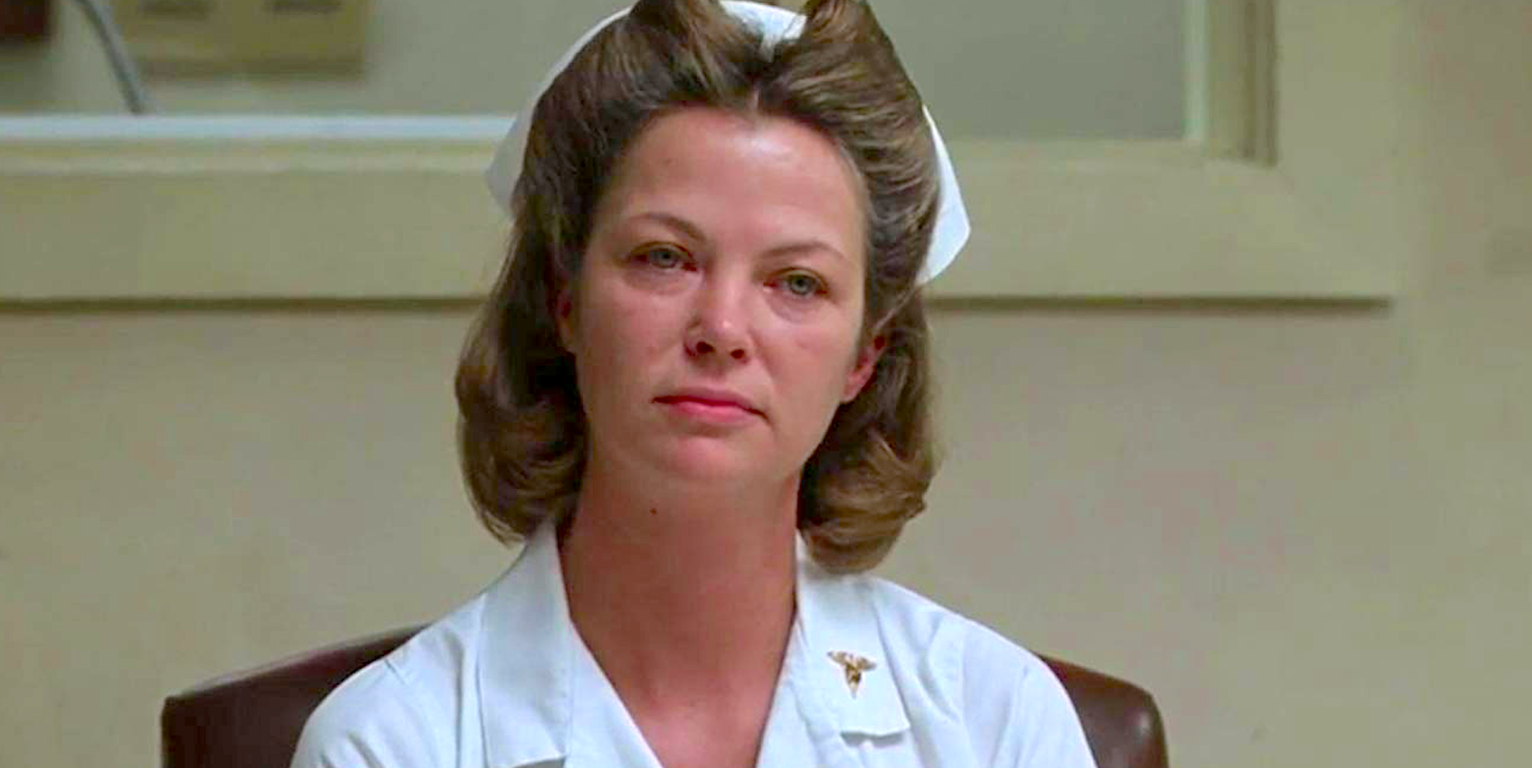 movies, One Flew Over the Cuckoo's Nest, 1975, louise flecther as nurse rachet, AMC