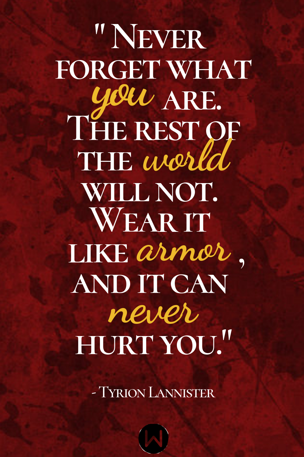tv, game of thrones, quote, tyrion lannister