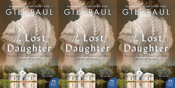 august romance novels, the lost daughter by gill paul, books