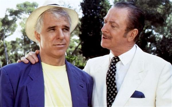 movies, Dirty Rotten Scoundrels, 1988, Steve Martin, Michael Caine