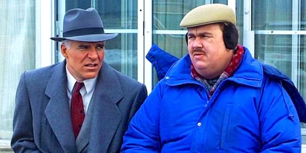 movies, Planes Trains and Automobiles, 1987, Steve Martin, John Candy