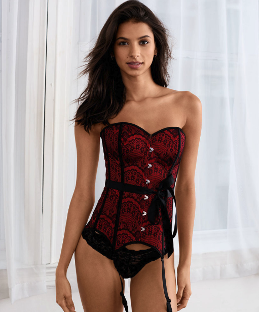 Woman wearing the Scarlett from Adore Me
