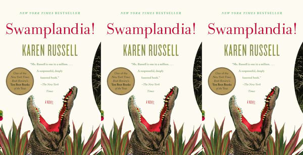 books like where the crawdads sing, swamplandia by karen russell, books