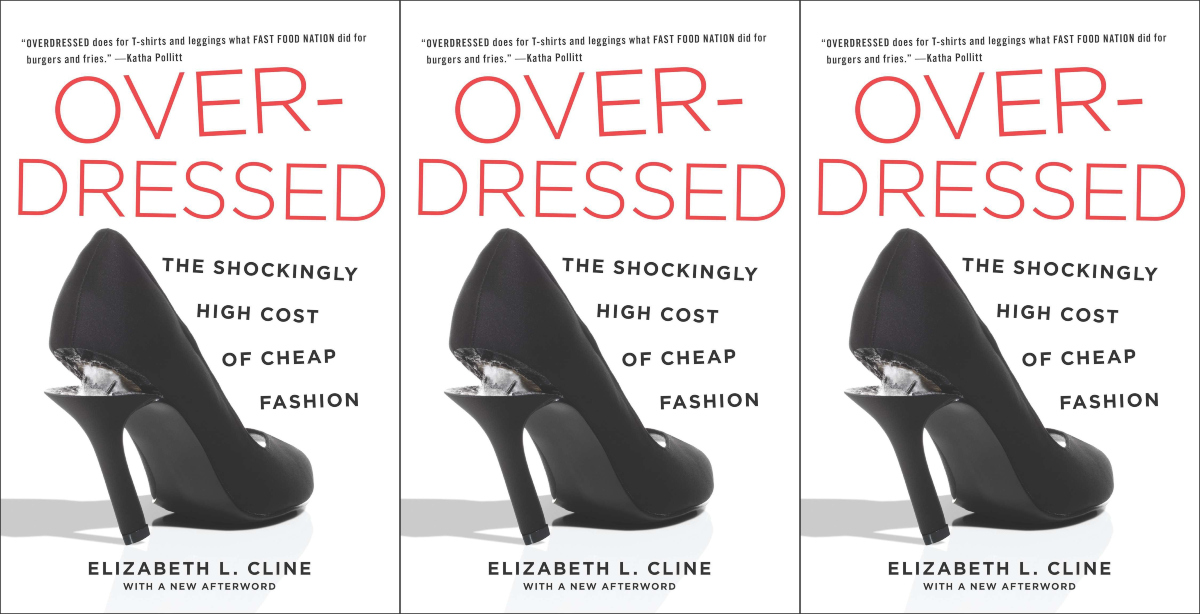 fashion industry books, overdressed by elizabeth l cline, books, fashion