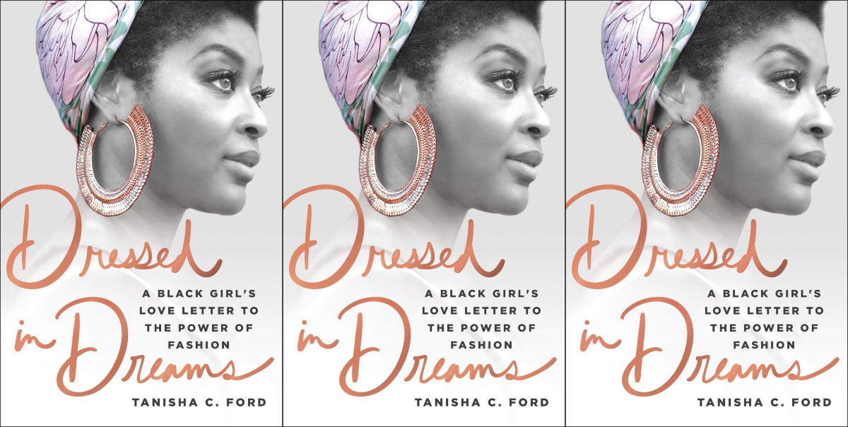 fashion industry books, dressed in dreams by tanisha c ford, books, fashion
