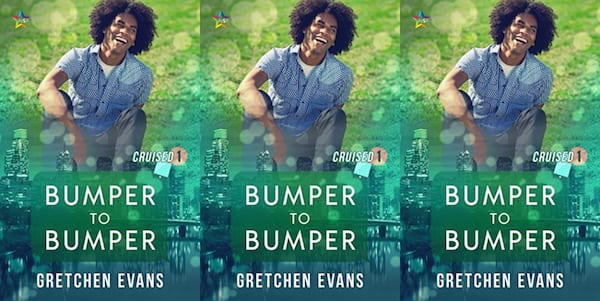 romance awareness month books, bumper to bumper by gretchen evans, books