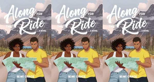 romance awareness month books, along for the ride by mimi grace, books
