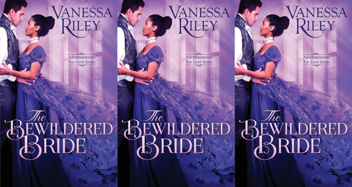 single parent romance novels, the bewildered bride by vanessa riley, books
