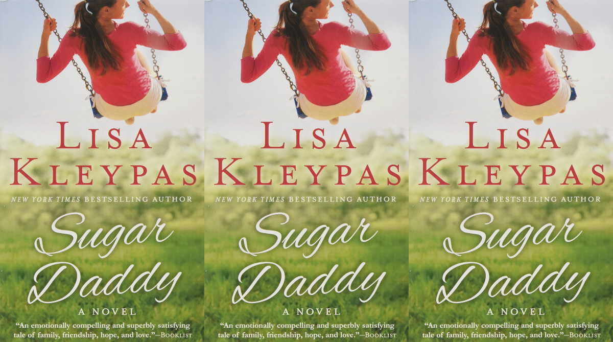 southern romance novels, sugar daddy by lisa kleypas, books