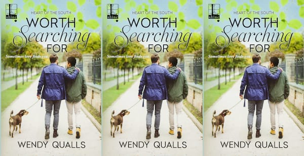southern romance novels, worth searching for by wendy qualls, books