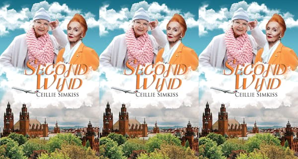 romance books with older couples, second wind by ceillie simkiss, books