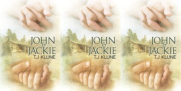 romance books with older couples, john and jackie by tj klune, books