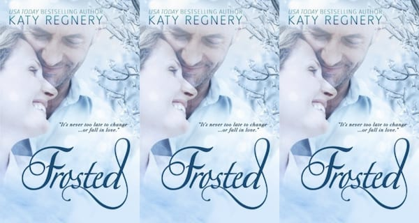 books with older couples, frosted by katy regnery, books