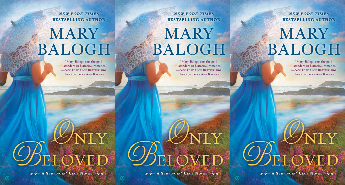 romance books with older couples, only beloved by mary balogh, books