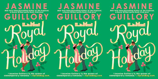 romance books with older couples, royal holiday by jasmine guillory, books