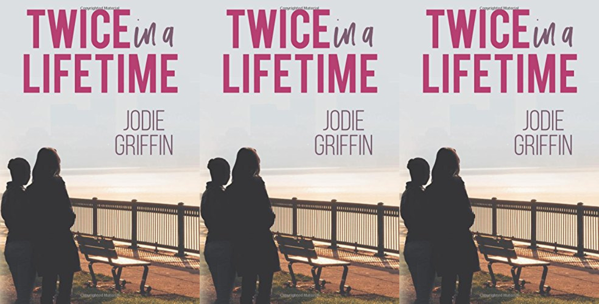 romance books with older couples, twice in a lifetime by jodie griffin, books
