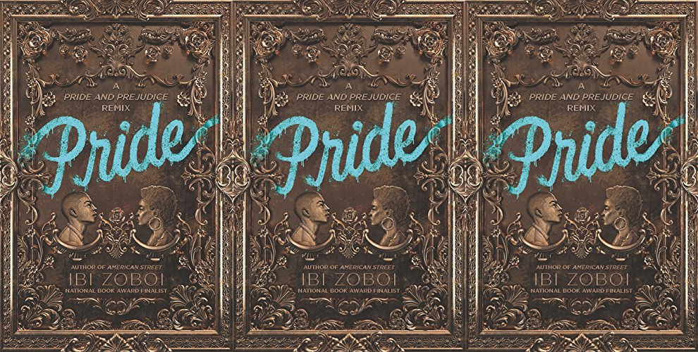 books inspired by jane austen, pride by ibi zoboi, books