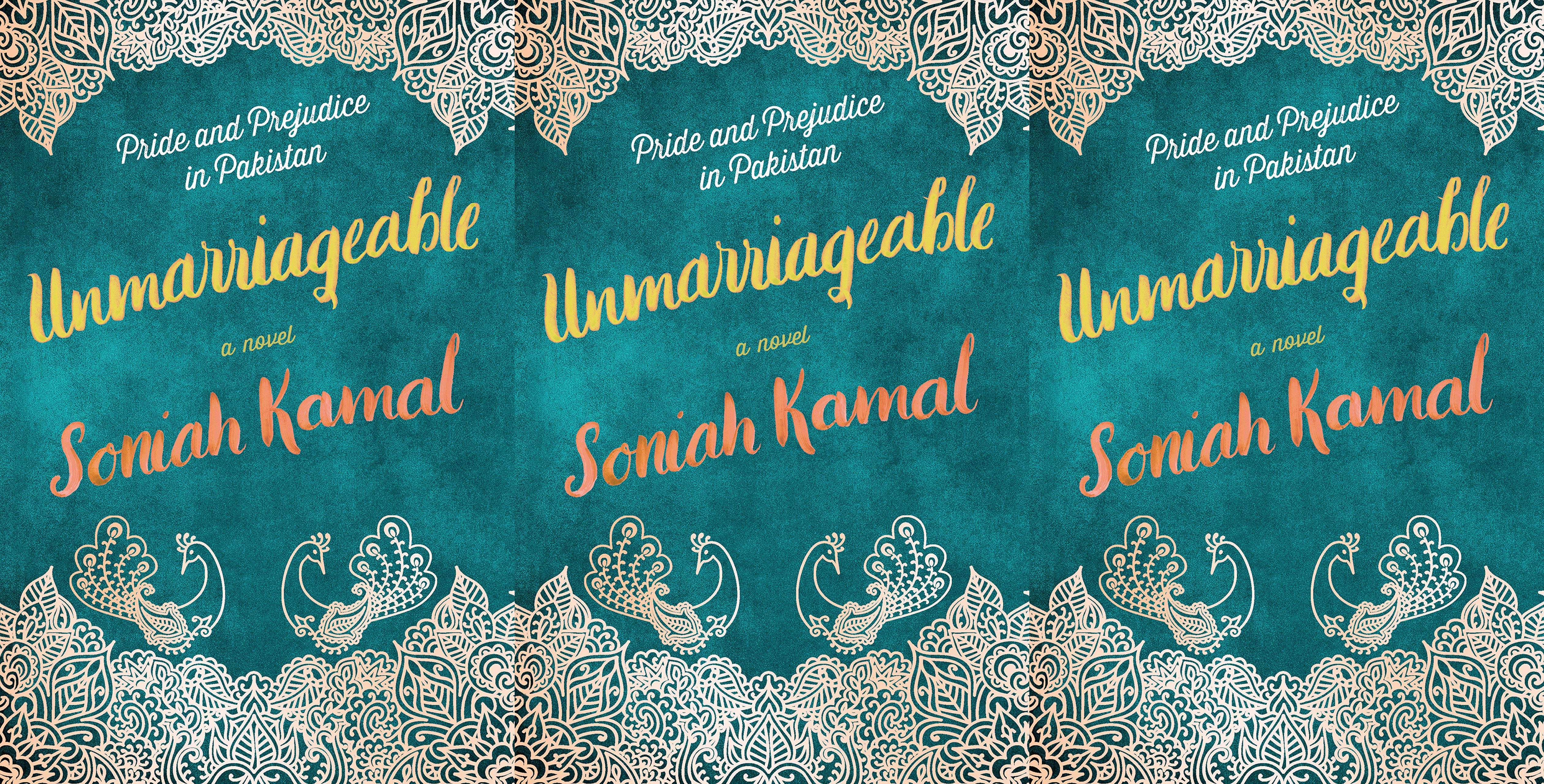books inspired by jane austen, unmarriageable by soniah kamal, books