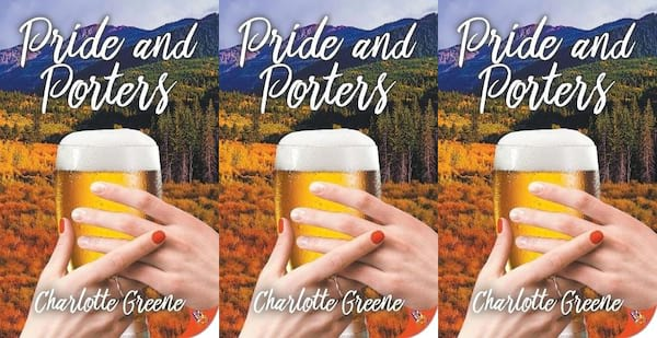 books inspired by jane austen, pride and porters by charlotte greene, books