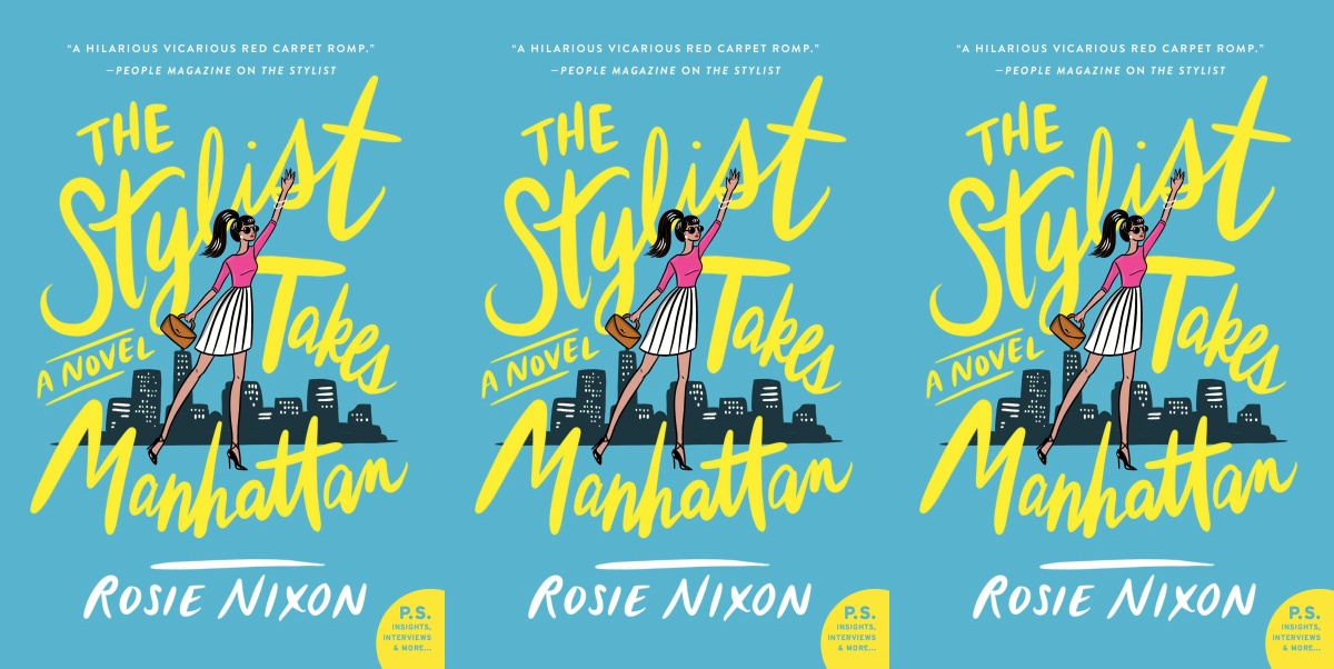 september romance releases, the stylist takes manhattan by rosie nixon, books