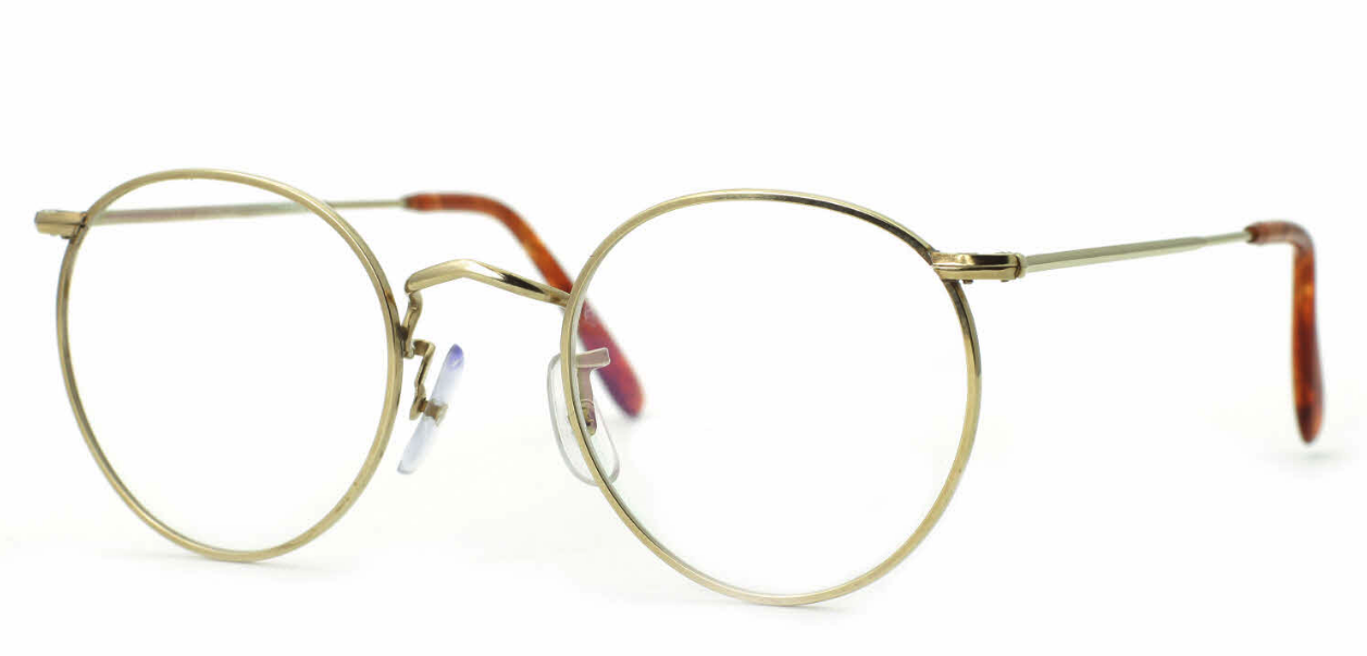 Savile Row 18Kt Panto glasses from Frames Direct
