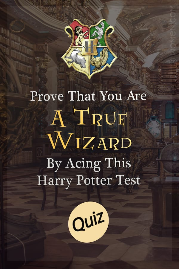 Quiz Prove That You Are A True Wizard By Acing This Harry Potter Quiz Women Com Beauxbatons is located in france, somewhere in the pyrenees. quiz prove that you are a true wizard