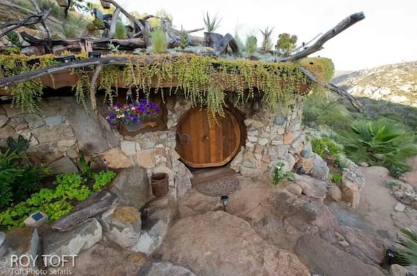 lord of the rings hobbit airbnb san diego