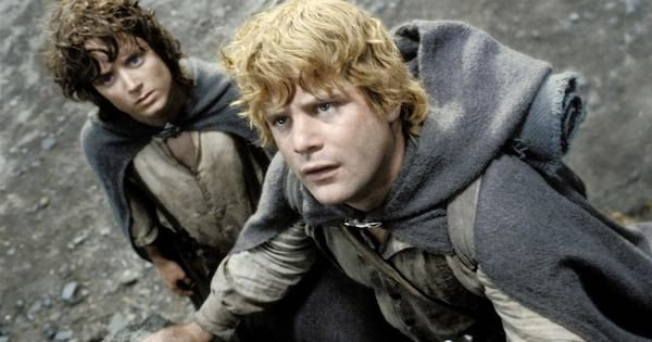 hobbits fellowship of the ring movie