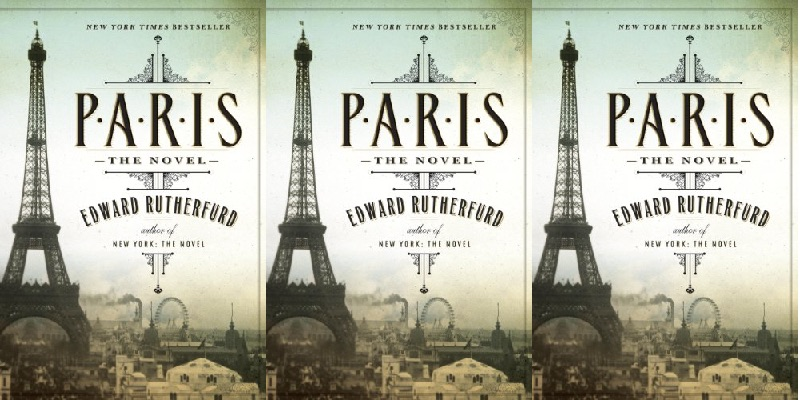paris the novel by edward rutherford