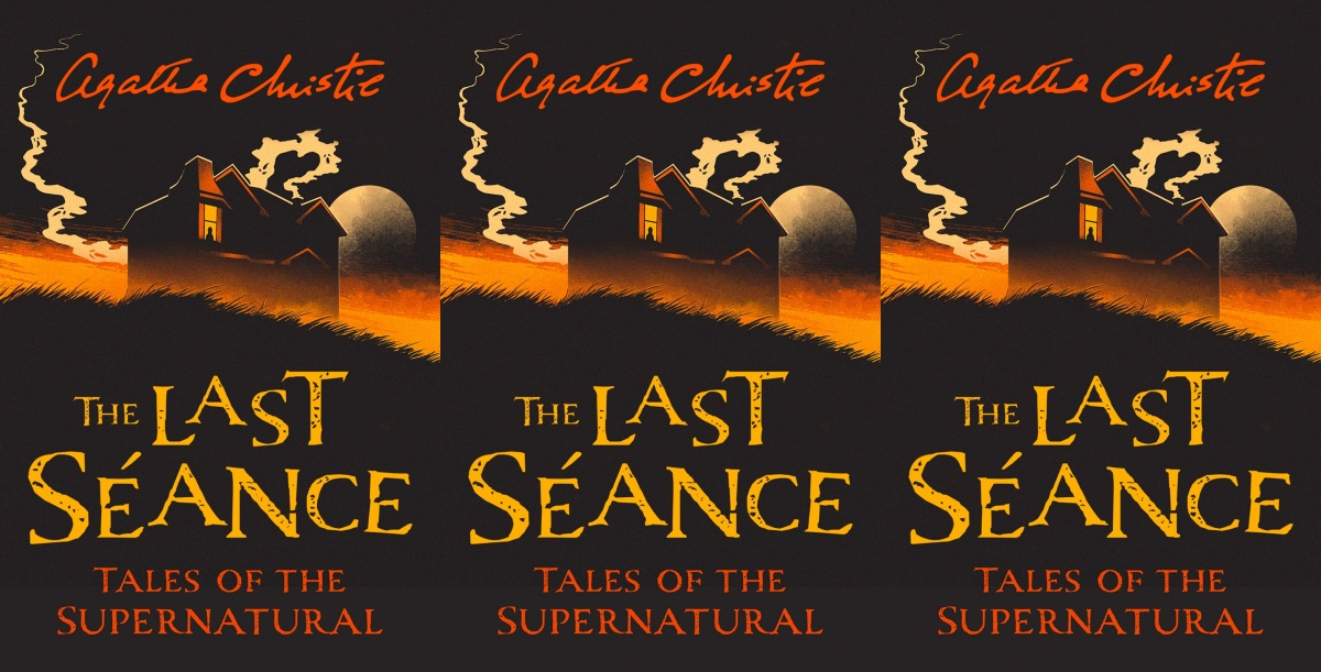 halloween books, the last seance by agatha christie, books