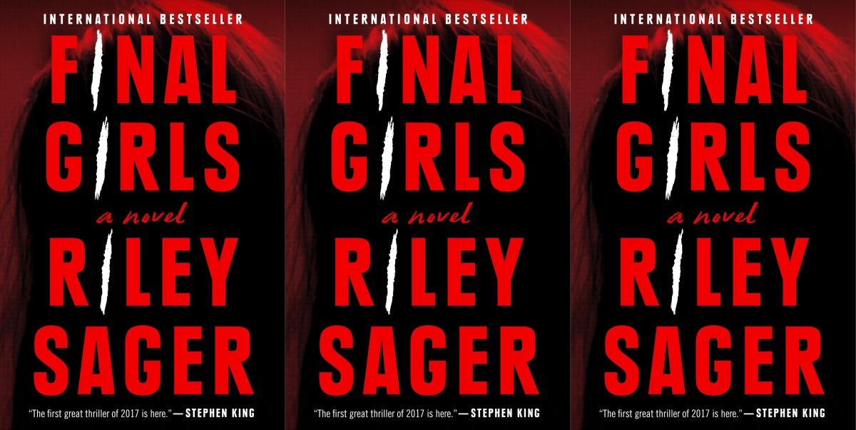 halloween books, final girls by riley sager, books