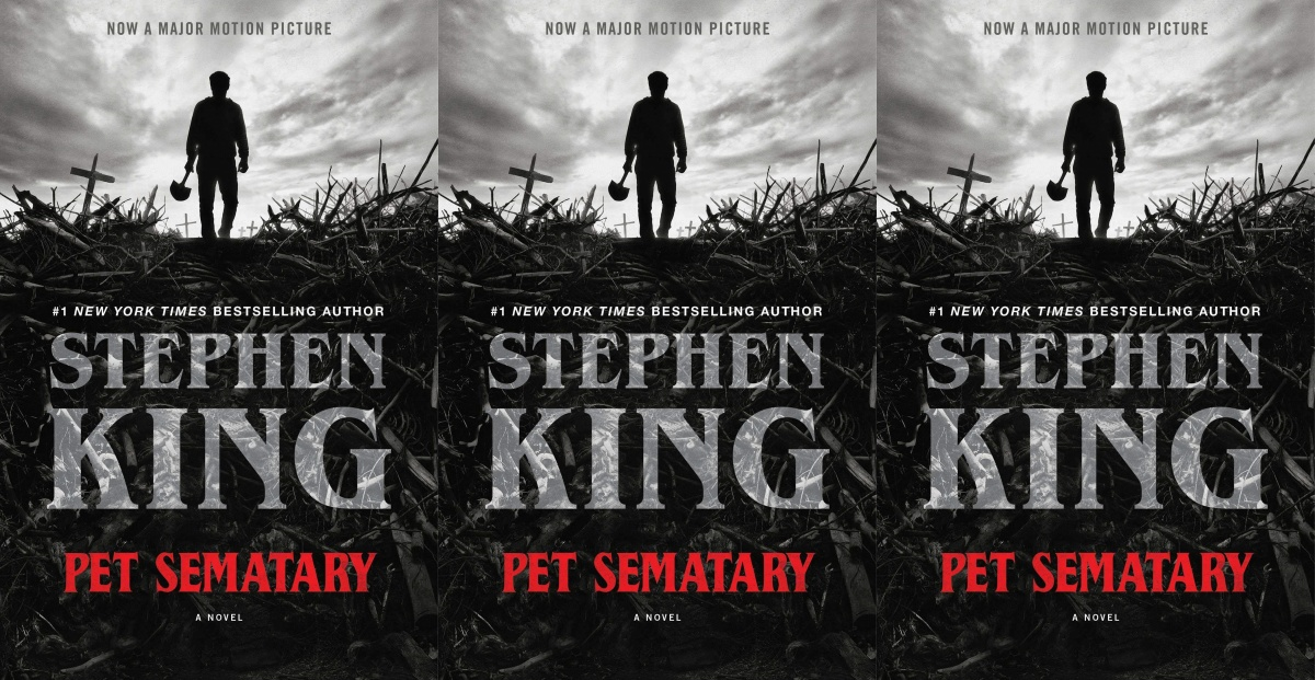 halloween books, pet sematary by stephen king, books