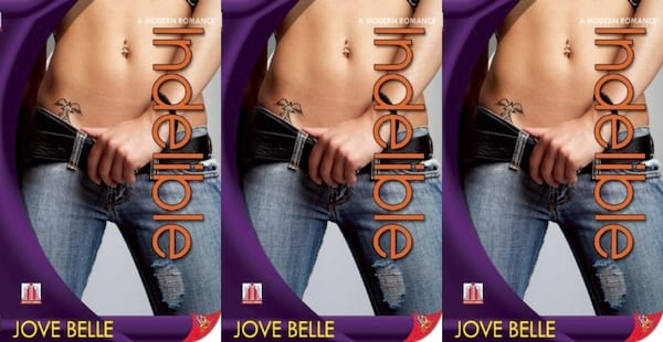 tattoo shop romance books, indelible by jove belle, books