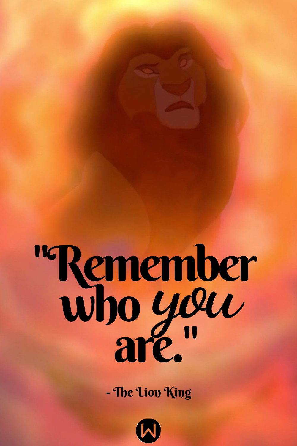 movies, the lion king, Disney, quote