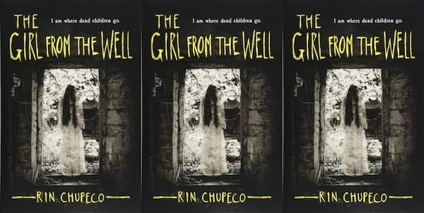 teen horror novels, the girl from the well by rin chupeco, books