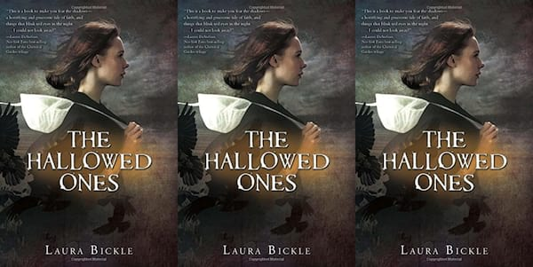teen horror novels, the hallowed ones by laura bickle, books