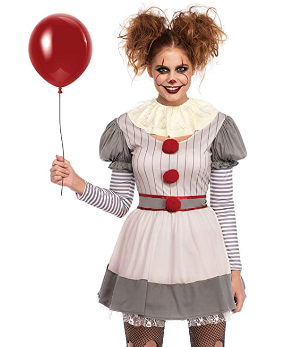 Leg Avenue Women's Pennywise Costume from Amazon