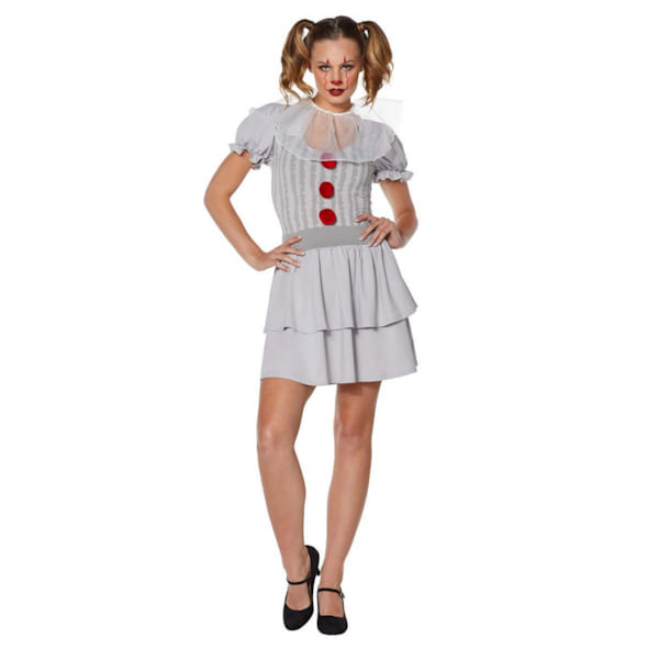 Adult Pennywise Dress Costume from Spirit Halloween