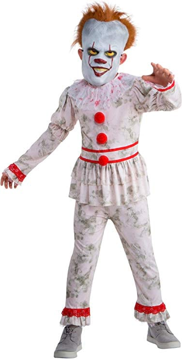Child Pennywise Costume from Amazon