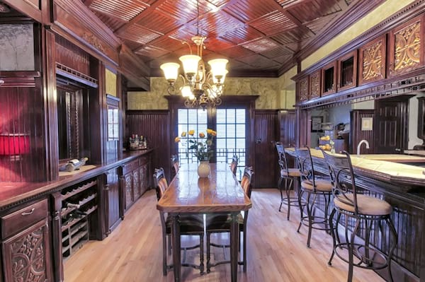 the historic castle house airbnb